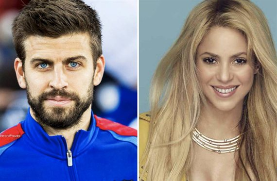 """""""¡Que mal está Shakira!"""" La foto en bikini (y con Piqué)"""