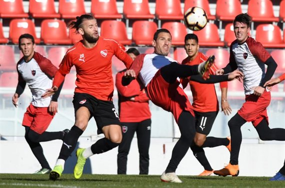 Los titulares de Independiente perdieron contra Newell's en Avellaneda