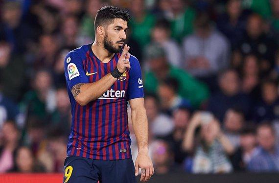 Luis Suárez elige su suplente en el Barça (y hay sorpresa gorda)