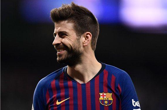 Fecha, dorsal y precio: Piqué ya sabe el siguiente fichaje del Barça