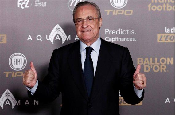Deja tirado a Florentino Pérez: el peso pesado sorpresa que se larga