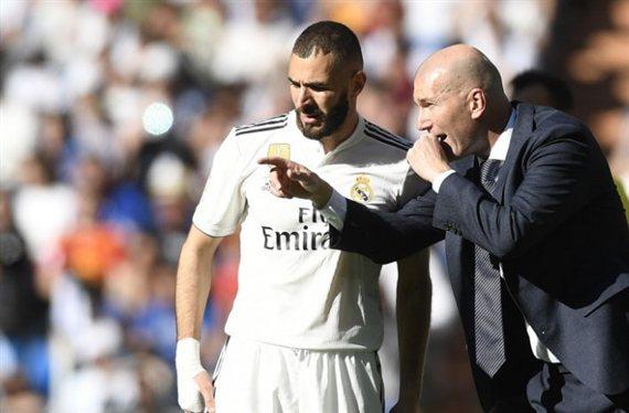 Nadie lo esperaba, y menos Zinedine Zidane: ¡ya hay tridente!