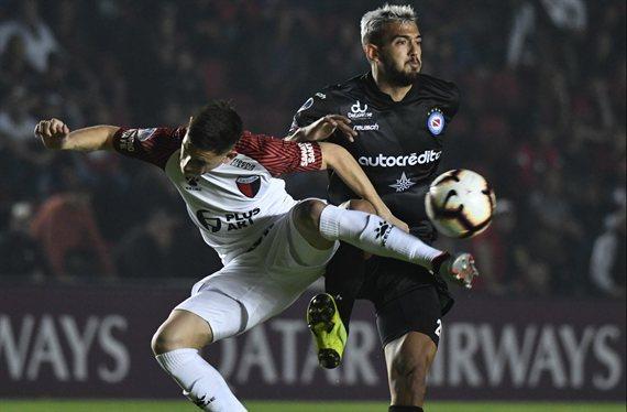 Argentinos y Colón buscan el pasaje a los cuartos de la Sudamericana