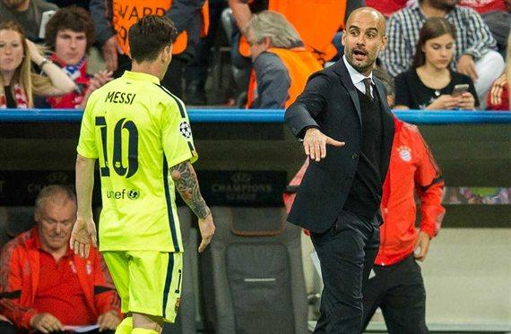 Pep Guardiola le roba al Barça al 'Messi de futuro'