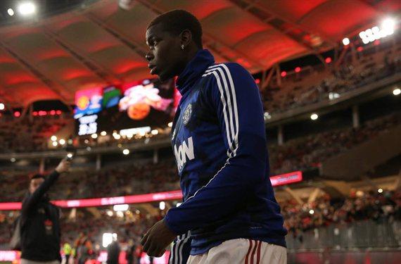 Pogba recibe una oferta que lo saca del United (y no es del Madrid)