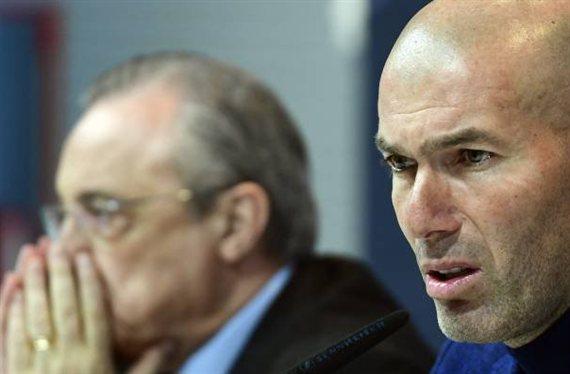 Descubierta la jugada de Florentino Pérez: ¡este viene, y esos se van!
