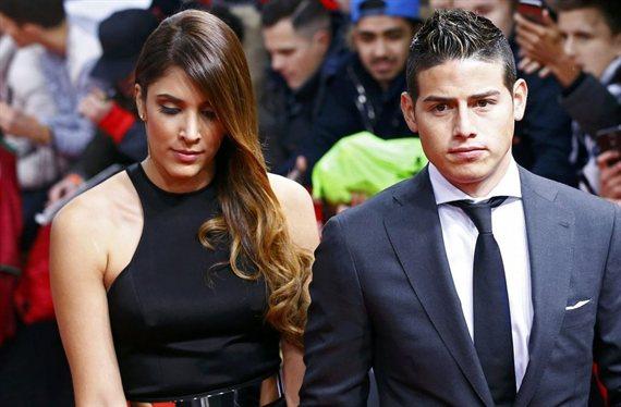 ¡Daniela Ospina tiene una cita secreta con James Rodríguez!