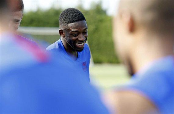 Dembele tiene una oferta bomba (y no es para ir al PSG ni al Bayern)