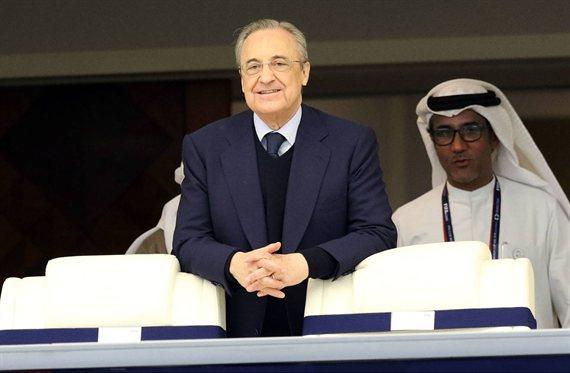 Florentino Pérez estalla con un recién llegado: escándalo en el Real Madrid