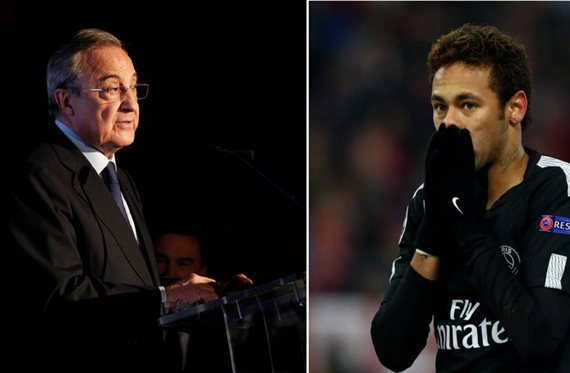 Florentino Pérez cambia a Neymar por una bomba para cargarse a Messi