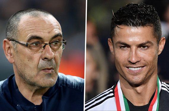 ¡Cristiano Ronaldo amenaza con irse! Oferta bomba y pelea con Sarri