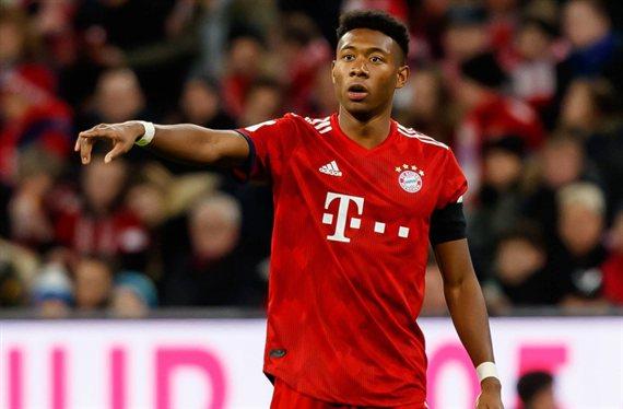Alaba tiene nuevo precio para salir del Bayern (y el Barça ya lo sabe)