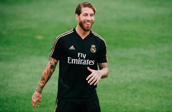 Sergio Ramos o la bronca con un crack que revoluciona el Real Madrid
