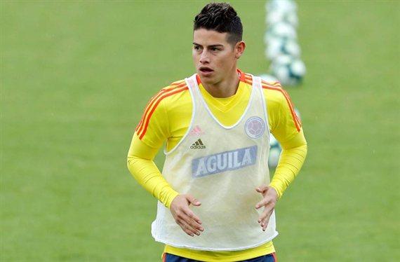 Oferta millonaria a James Rodríguez (y sorpresa): ni Atlético, ni Nápoles