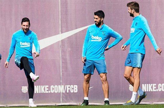 '5 millones y es tuyo'. El chollo que aprueban Luis Suárez, Messi y Piqué