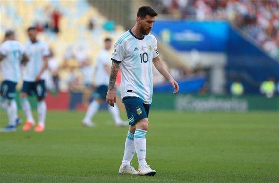 Messi quiere echar a un crack del Barça. Y se niega a salir. Ojo al lío