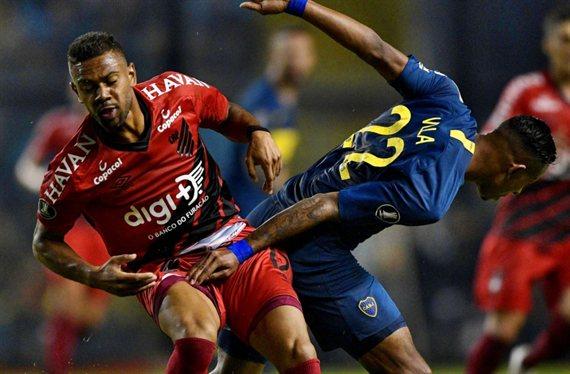 Renan Lodi, la joya que el Paranaense vendió a España y no sufrirá Boca