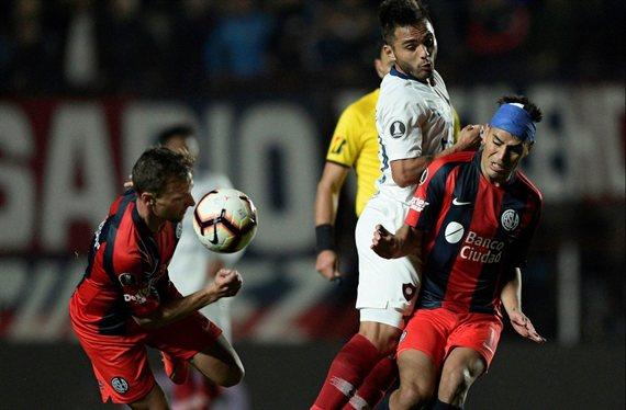 San Lorenzo no aprovechó el futbolista de más e igualó con Cerro Porteño