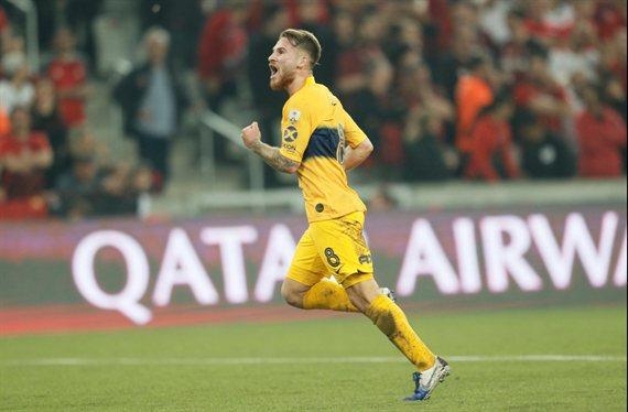 Combo Mac: Boca venció 1-0 a Atlético Paranaense con el gol de Mac Allister