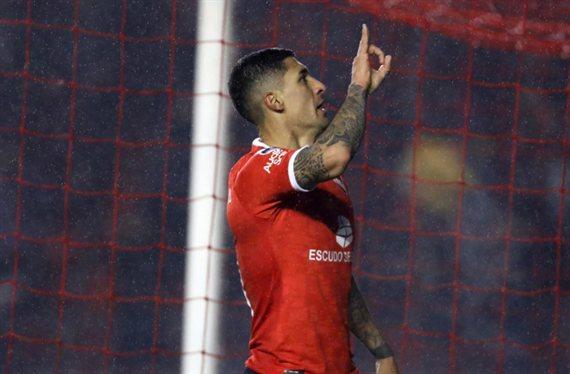 En el debut de Beccacece, Independiente venció 1-0 a Universidad Católica