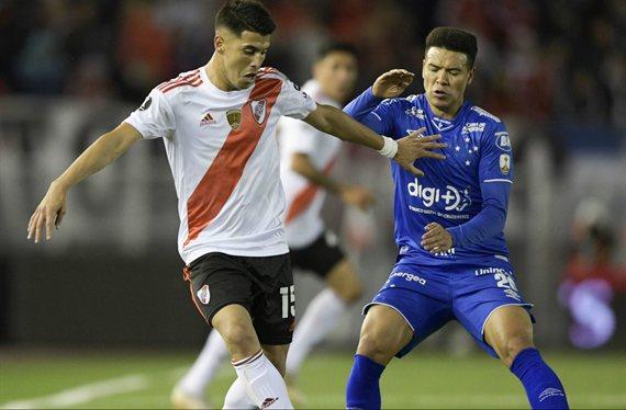 River visita a Cruzeiro buscando la clasificación a los cuartos de final