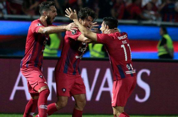 Cerro Porteño eliminó a San Lorenzo y será el rival de River en los cuartos