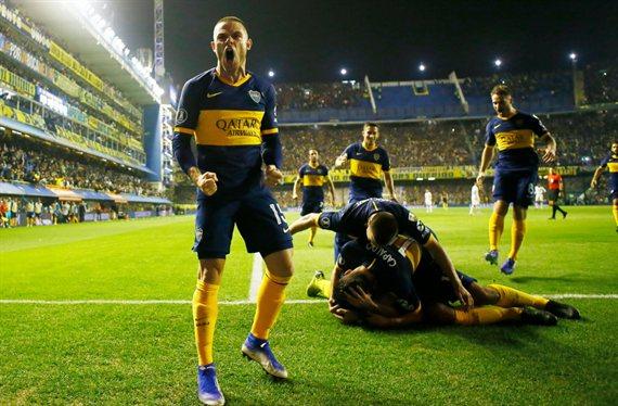 Con autoridad, Boca eliminó a Atlético Paranaense y avanzó a los cuartos
