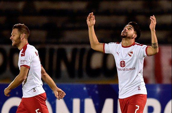 Independiente cayó con Universidad Católica, pero avanzó a cuartos de final