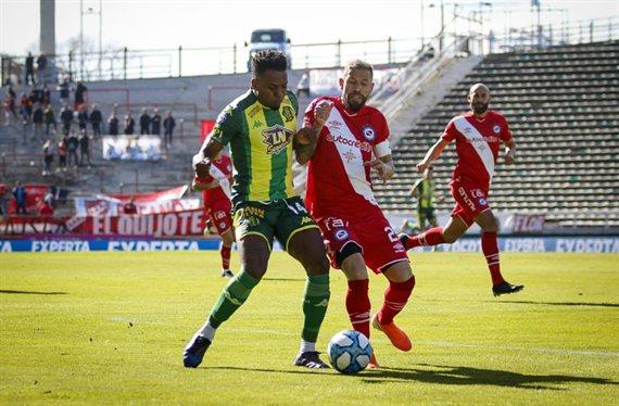 Aldosivi y Argentinos Juniors igualaron 0-0 y continúan sin ganar