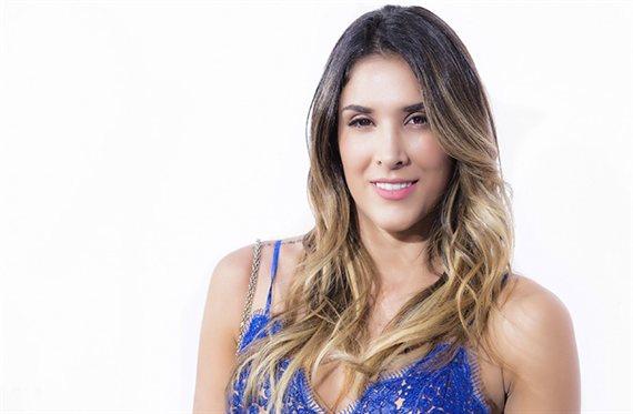 ¡Daniela Ospina estrena este bañador de leopardo!