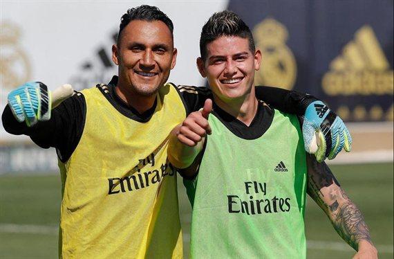 James Rodríguez recibe una oferta bomba de un club 'top' de Europa