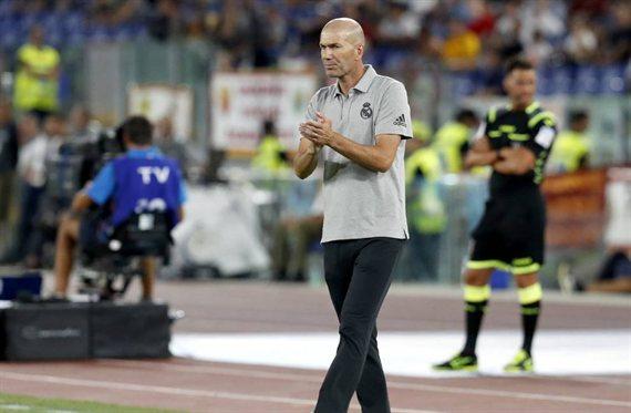 Zidane explota con dos recién llegados: '¿Quién los ha traído aquí?'