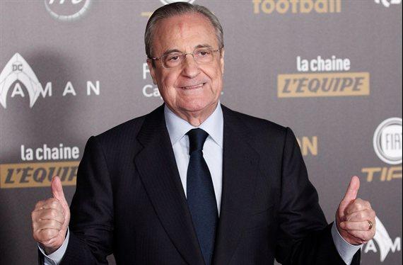 El tapado bomba de Florentino Pérez para el tridente del Real Madrid