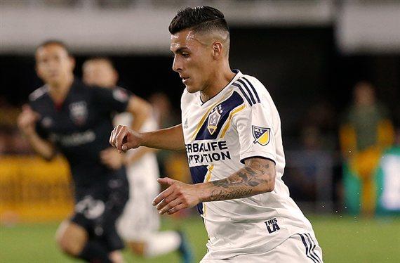 Pavón debutó con una derrota en Los Angeles Galaxy de Barros Schelotto