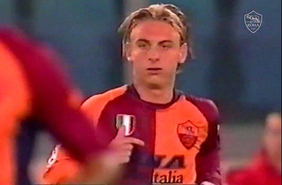 ¿Cómo le fue a De Rossi en su debut con la Roma y la selección de Italia?