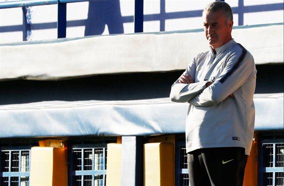 Las sorpresas de Alfaro en la formación de Boca para enfrentar a Almagro