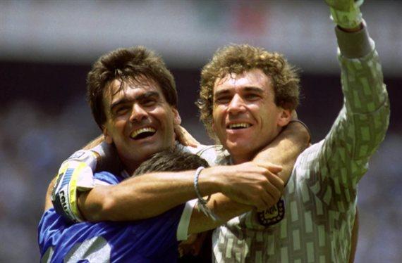 Murió José Luis Brown, campeón del mundo en México 1986
