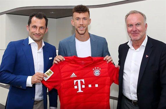 Ivan Perisic, la figura croata que llegó a Bayern Munich como última opción
