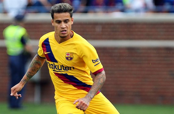 Oferta sorpresa por Coutinho (y el Barça la acepta)