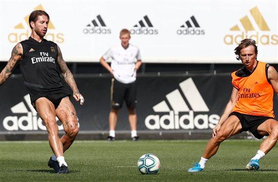 La pelea con Sergio Ramos que termina con un jugador del Madrid en la calle
