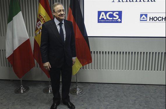 Florentino Pérez tiene un tapado para el tridente del Real Madrid