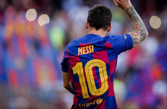 ¡80 millones! Messi tiene una bomba final para el Barça