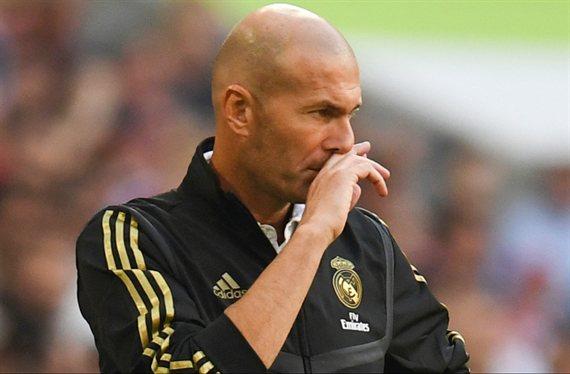 Zidane pide 160 millones para un fichaje en las próximas 48 horas