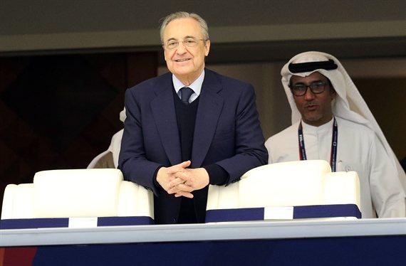 ¡El fichaje sorpresa que prepara Florentino Pérez juega en el Barcelona!