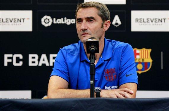 Valverde revoluciona el Athletic-Barça con un último fichaje