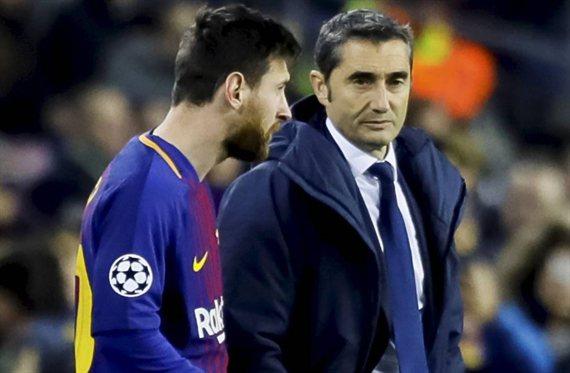 Más dinero o se va: Messi lo sabe. El crack tiene problemas con Valverde