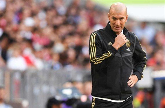 El fichaje sorpresa de Zidane (y es el plan B a Neymar) en el Celta-Madrid
