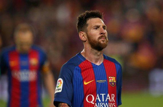 Lío en el Barça. Leo Messi le canta las cuarenta y no es a Griezmann