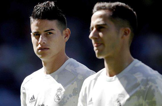 """""""Es el nuevo James Rodríguez"""". La broma más cruel en el Real Madrid"""