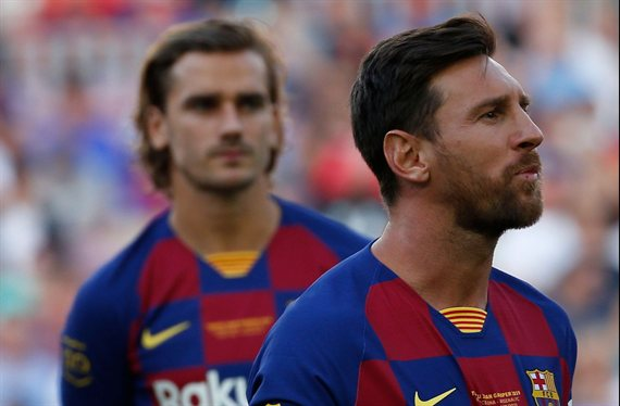 El fichaje que quiere Griezmann y Messi ya ha vetado